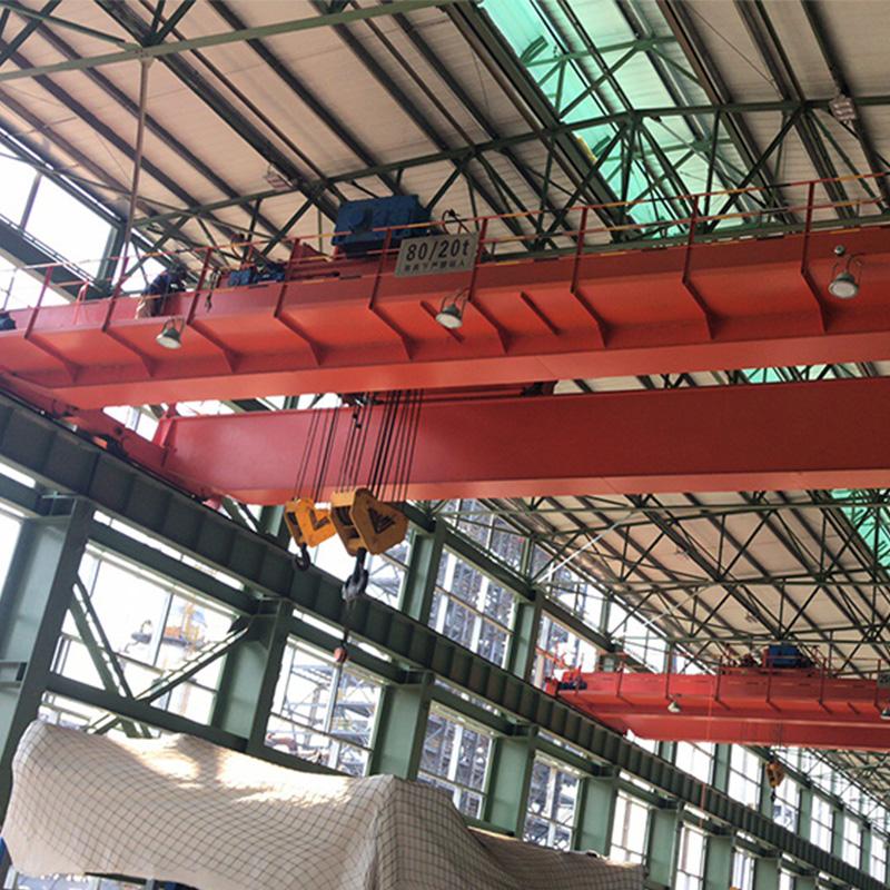恒力石化(大连)炼化有限公司 80吨防爆桥式起重机