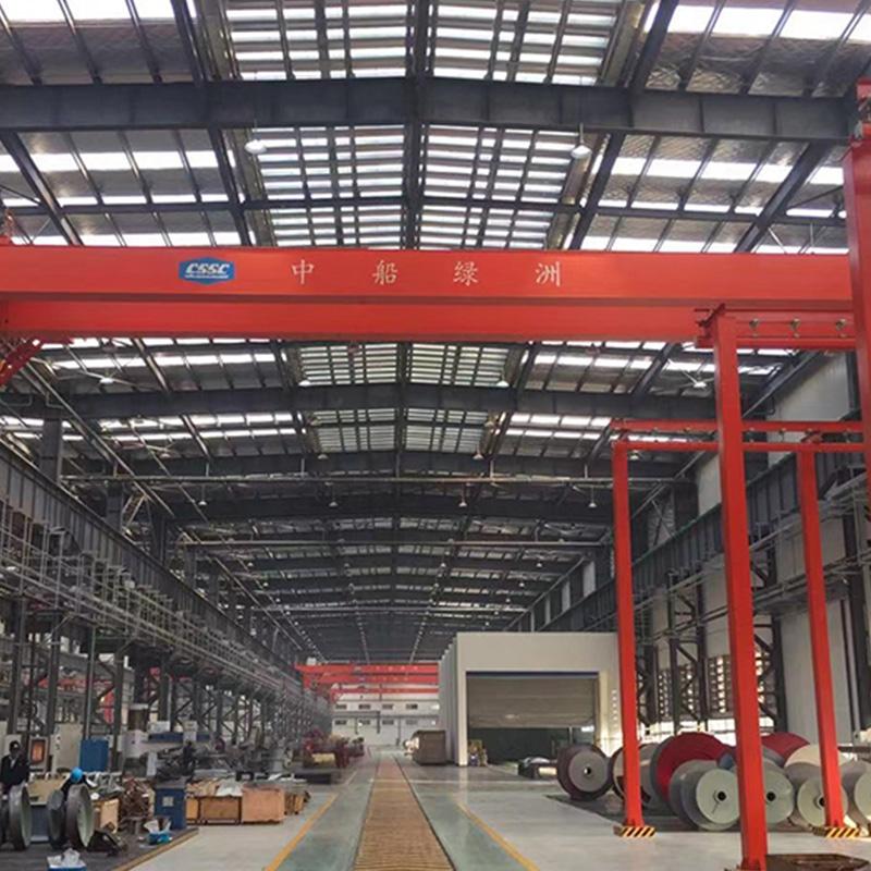 南京中船绿洲机器有限公司使用现场